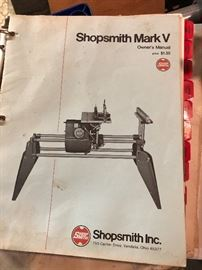 Shopsmith complete woodworking system