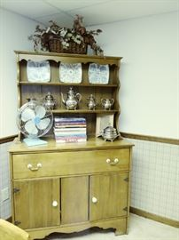 Vintage Abernathy hutch