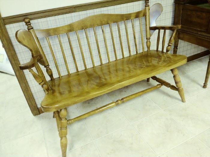 Salem house bench