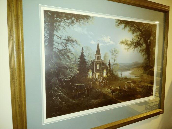 Jesse Barnes prints