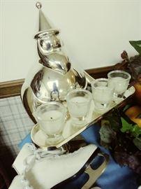 Potterybarn candle holder