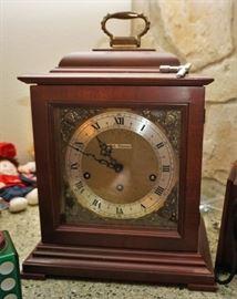 Case clock