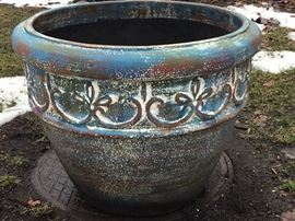 Ceramic gardening pot $70