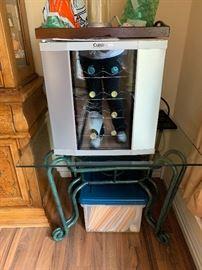 cuisinart wine cooler