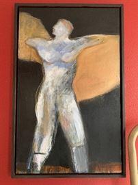 original James koskinas painting retail $5900.  come see your cost.