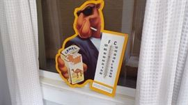 Joe Camel Thermometer