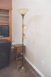 3 Light Floor Lamp