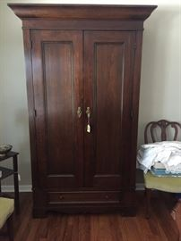 Hickory Chair Armoire