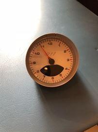 Porsche alarm clock