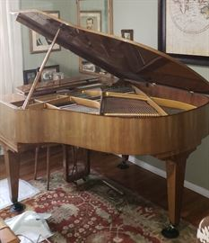 Schimmel  baby grand  piano I good condition Come play it