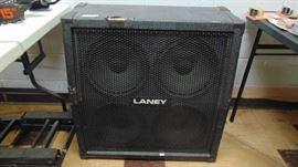 Laney speaker cabinet w 4 12 drivers