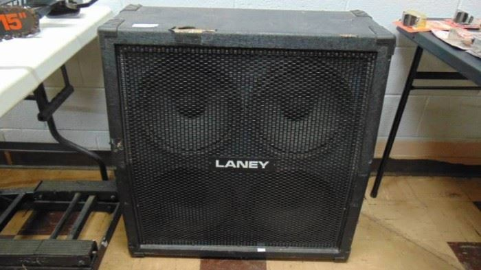 Laney speaker cabinet w 4 12 drivers