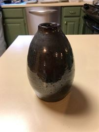 Folk art pottery -- Derry Berry 1941