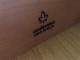 Cochrane maple furniture!