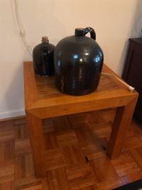 Moonshine jugs!
