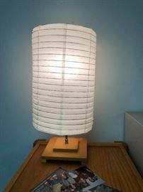 Japanese like lantern lamp]