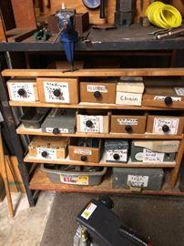 treasure trove of tools