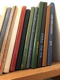 Year Books !