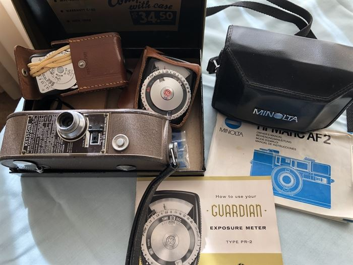 Some Camera Gear !