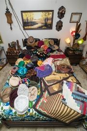 Hats, Purses, Ken Scott Towels and Much More!