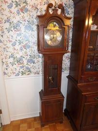 Senator Daneker grandmother clock
