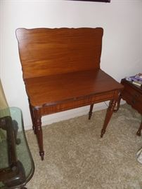 antique game table - great condition