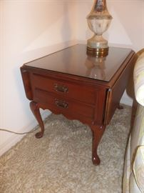 Pennsylvania House end tables - 2 of these