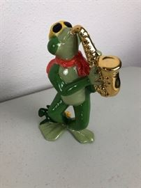 Frog Collectibles