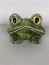 Collectible Frogs