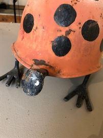 Helmet Lady Bug!