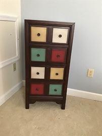 Multi Colored Cabinet               https://ctbids.com/#!/description/share/102833