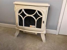 Electric Fireplace https://ctbids.com/#!/description/share/102838