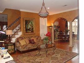 Living room shot of this week's sale