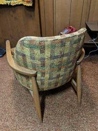 $25  Plaid chair