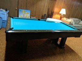 $50   Fischer pool table