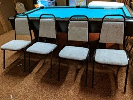 $10  four chairs