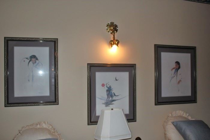 Art and Sconce