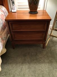 2- Dixie Furniture Co nightstands