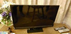 "Insignia 24"" TV set w/DVD player"