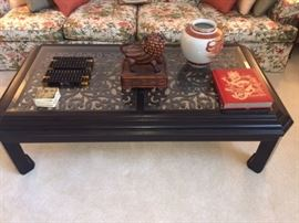large coffee table from Louis Shanks