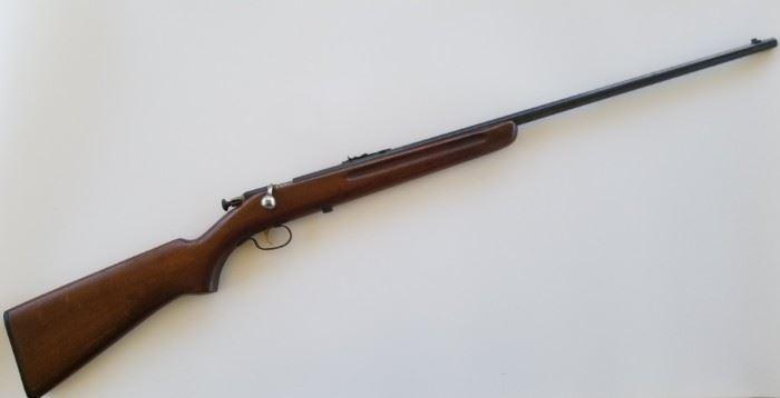 Winchester Model 67 .22 rifle, mid 1930's model