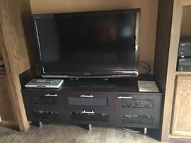 "52"" Sharp Aquos Flat Screen TV"