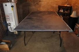 9ft X 5ft Regulation Size Ping Pong Table Score B ...