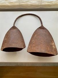 African currency bells