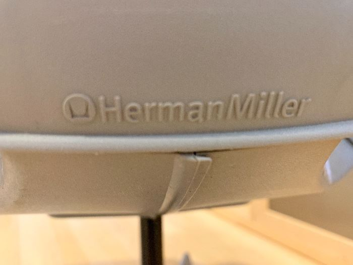 Herman Miller contemporary office chair