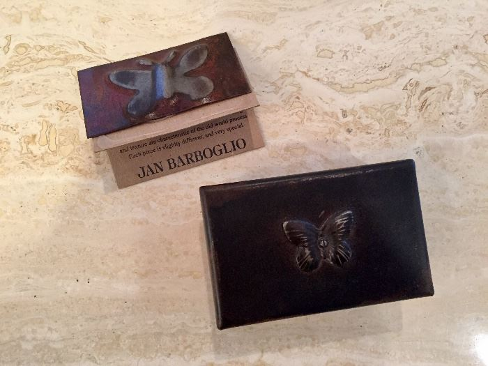 "Jan Barboglio ""Gift box"""
