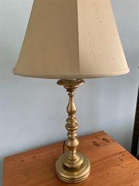 Restoration Hardware lamps