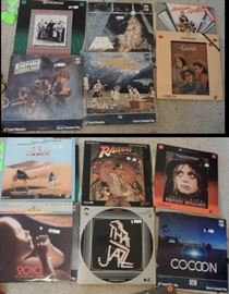 LaserDisc Movies