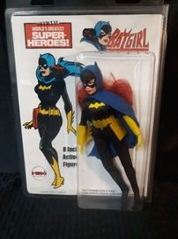 Batgirl 1974 Worlds Greatest SuperHeroes Action Figure