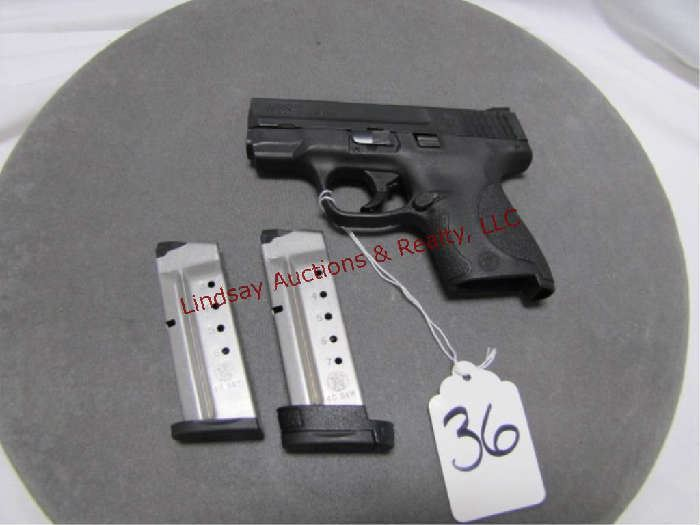 36 - Smith & Wesson